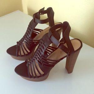 Sandal heel